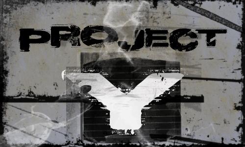 Project Y font by David Kerkhoff
