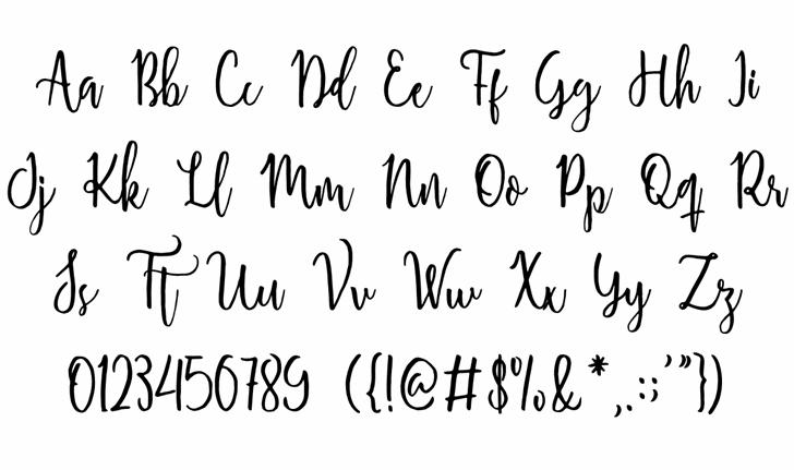 Shellahera Script Demo font by Lostvoltype Foundry - FontSpace