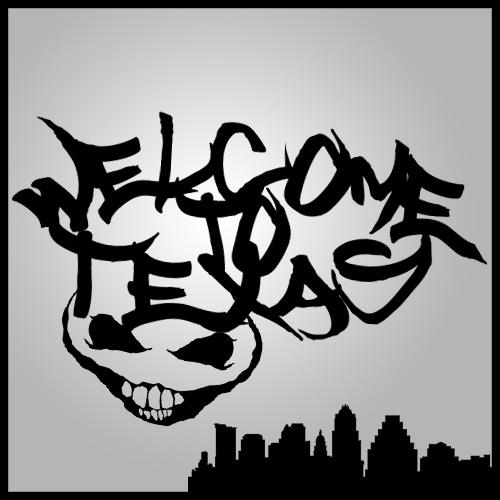 Welcome to Texas font by Chris Vile
