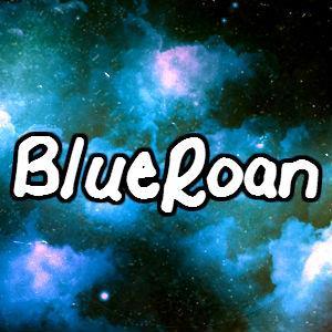 BlueRoan font by greaserswift fonts