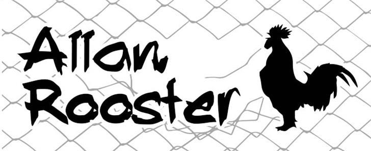 Allan Rooster font by VVB DESIGNS