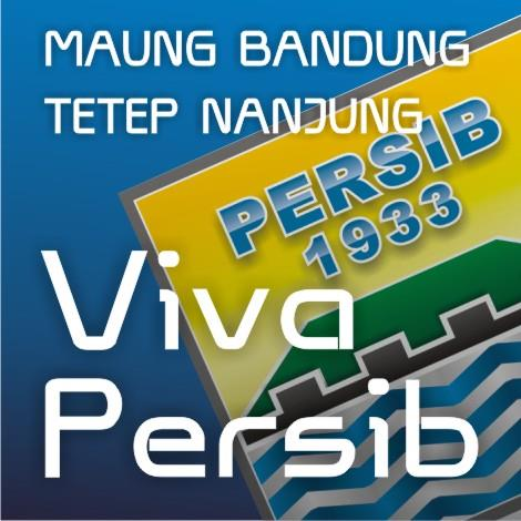 Viva Persib font by Wates Awal