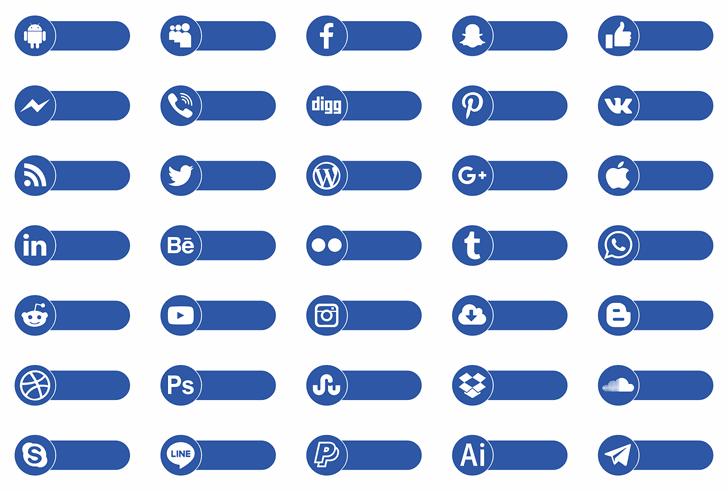 Social Type Pro font by elharrak