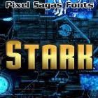 Stark font by Pixel Sagas