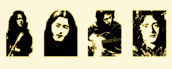 Thart_Rory_Gallagher font by ts-artist