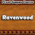 Ravenwood font by Pixel Sagas