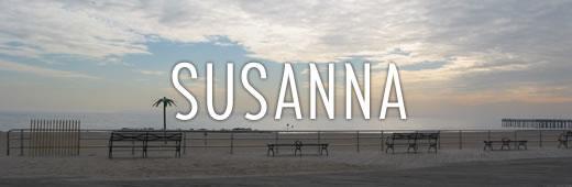 Susanna font by K-Type