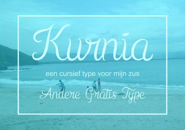 Kurnia font by Gunarta
