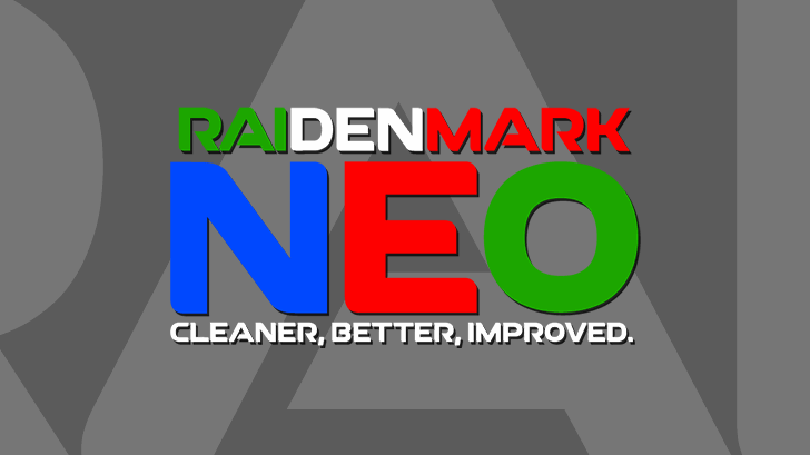 RAI Denmark Neo font by Thomas Kong Database