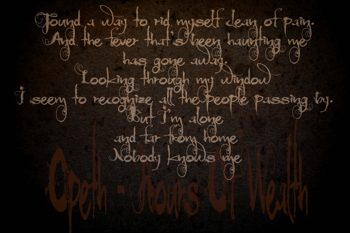 Moonlight Shadow font by David Kerkhoff