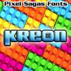 Kreon font by Pixel Sagas