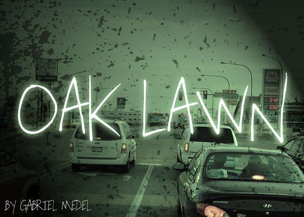 Oak Lawn font by Font Monger