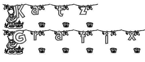 KG WASHDAY font by Katz Fontz