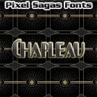 Chapleau font by Pixel Sagas