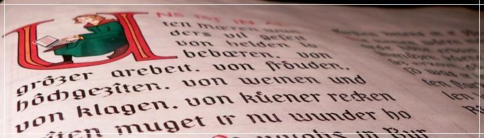 Pfeffer Simpelgotisch font by Robert Pfeffer