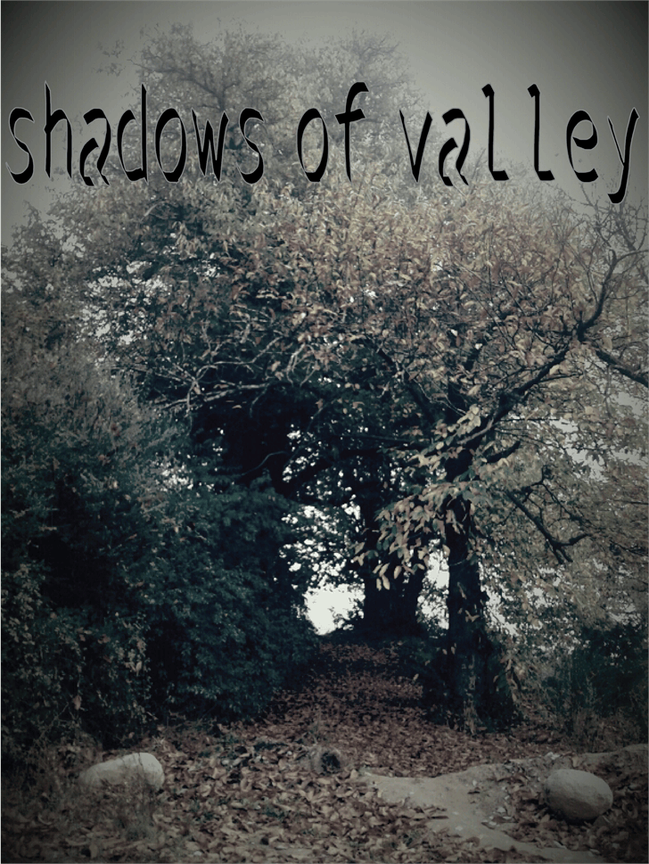 shadows of the valley font by Cé - al