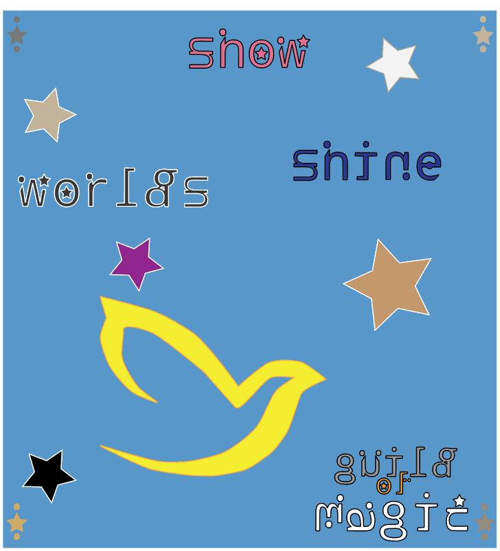The premium of magic font by Cé - al
