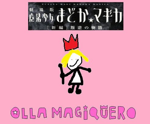 MSMM Olla Magiquero font by heaven castro