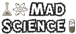 Mad Science font by Gaut Fonts