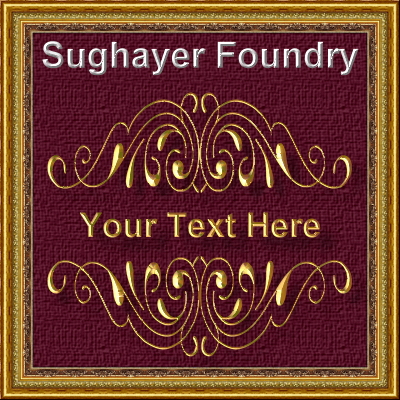 Vintage Elements_018 font by Sughayer Foundry