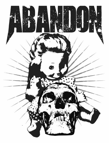 AbandoN font by Chris Vile