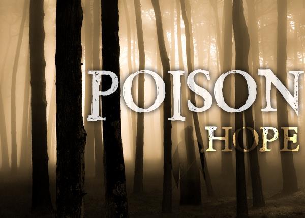 Poison Hope font by Font Monger