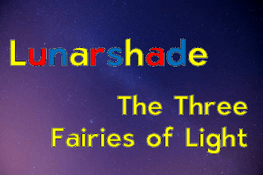 Lunarshade font by heaven castro