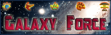 Galaxy Force font by Pixel Sagas