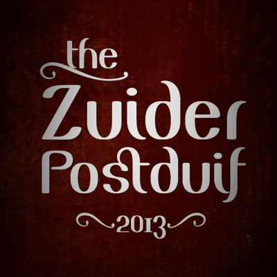 Zuider Postduif Demo font by Roland Huse Design