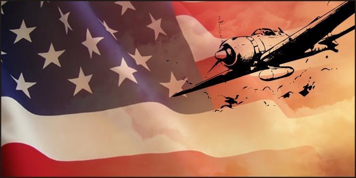 WarIIWarplanes font by Intellecta Design