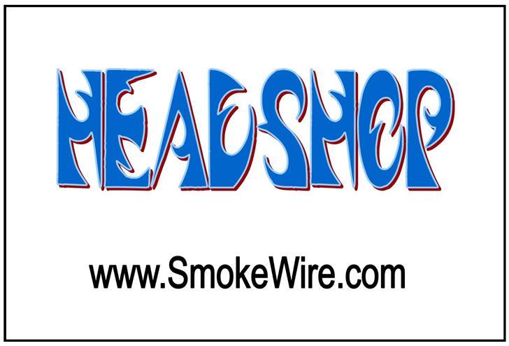 Headshop font by Smokewire
