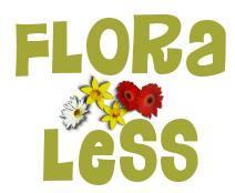 Floraless font by Gaut Fonts