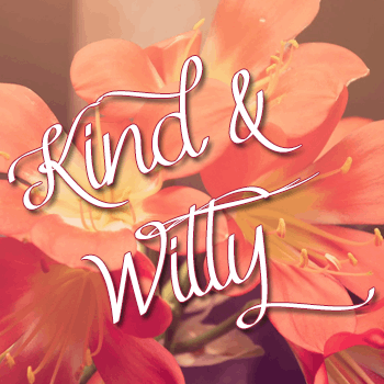 Mf Kind & Witty font by Misti's Fonts