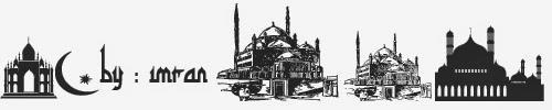 Masjid Al Imran font by Mr NastZz Blog's