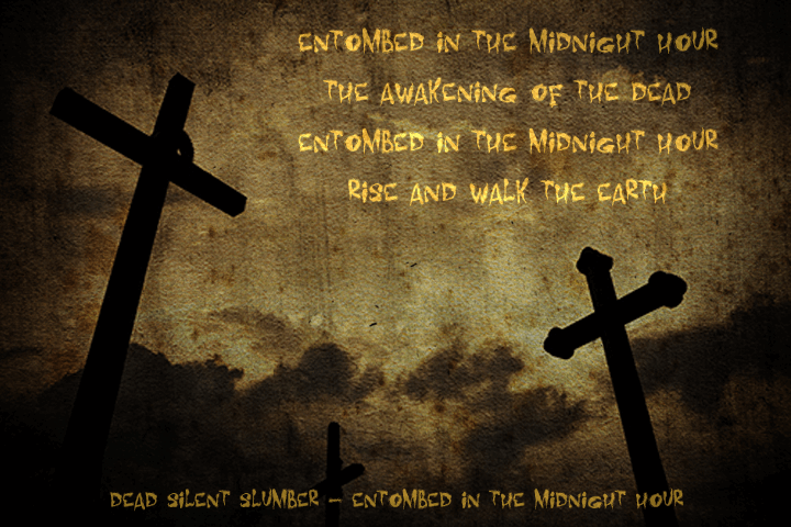 Midnight Hour font by David Kerkhoff
