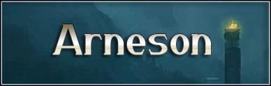 Arneson font by Pixel Sagas
