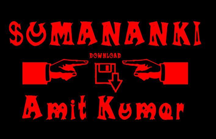 SUMANANKI font by Amit Kumar