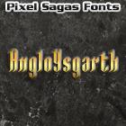 Ysgarth font by Pixel Sagas