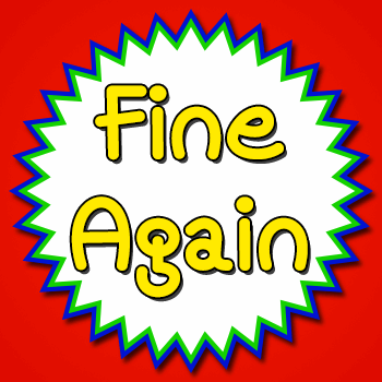 Fine Again font by Misti's Fonts