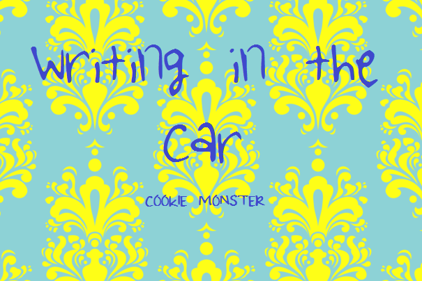 WritingintheCar font by Nishat Firoj
