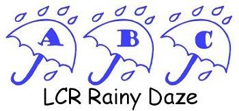 LCR Rainy Daze font by LeChefRene
