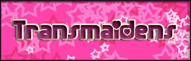 Transmaidens font by Pixel Sagas