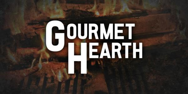 Gourmet Hearth font by Chequered Ink
