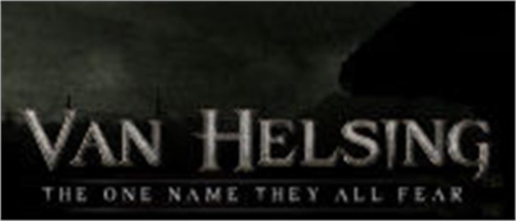 Van Helsing font by Filmfonts