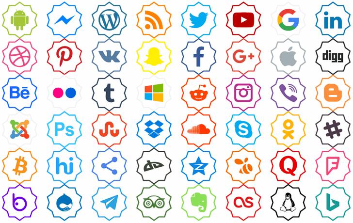 Font Color icon Font design pattern
