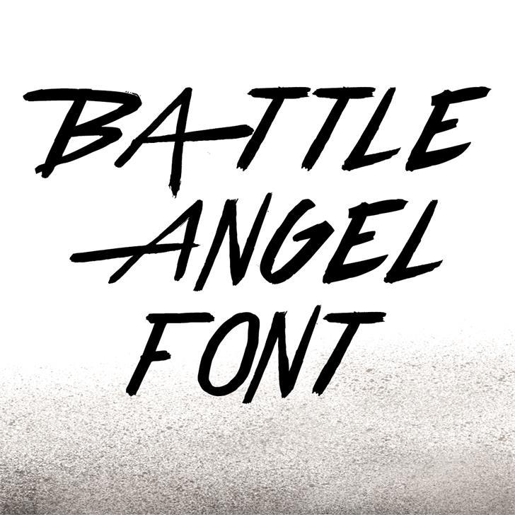 Alita: Battle Angel Download Font Free Download Font Free