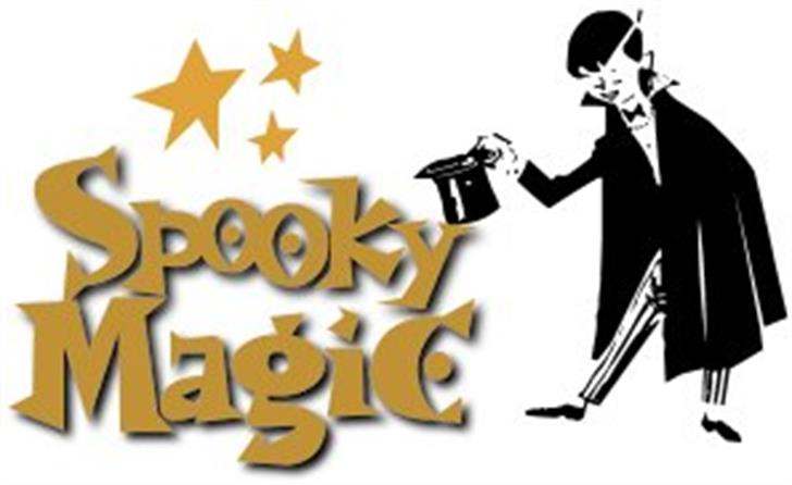 Spooky Magic font by Gaut Fonts