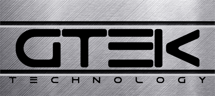 Gtek Technology font by Qbotype Fonts