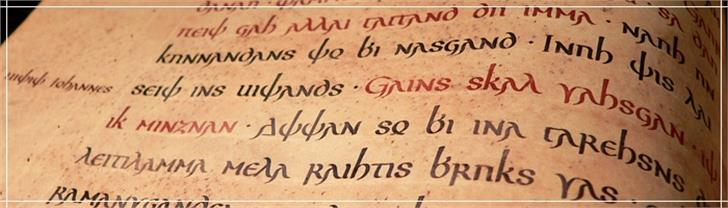 Pfeffer Mediæval G Font handwriting text