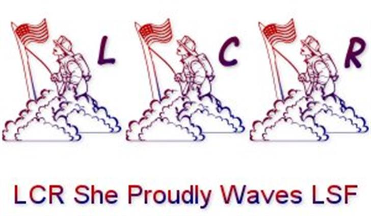 LCR She Proudly Waves LSF font by LeChefRene